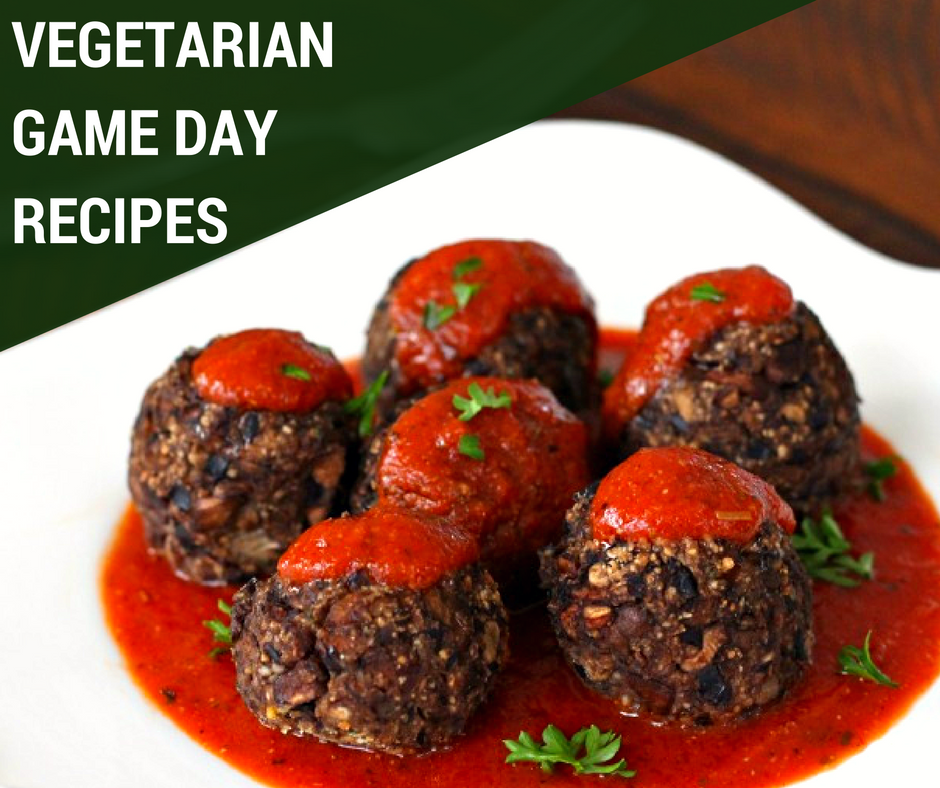 Vegetarian Game Day Recipes that Even Carnivores Will Crave