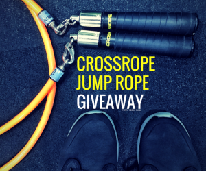 Win a Crossrope Infinity Rope System!