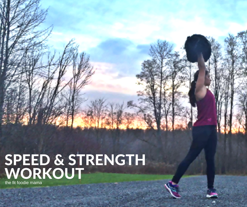 Speed and Strength Workout for Runners