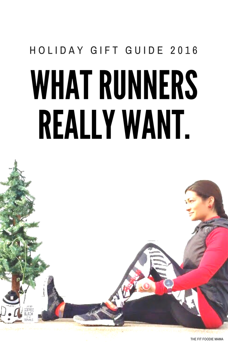 Check out this ultimate gift guide to find out what runners really want this holiday season!