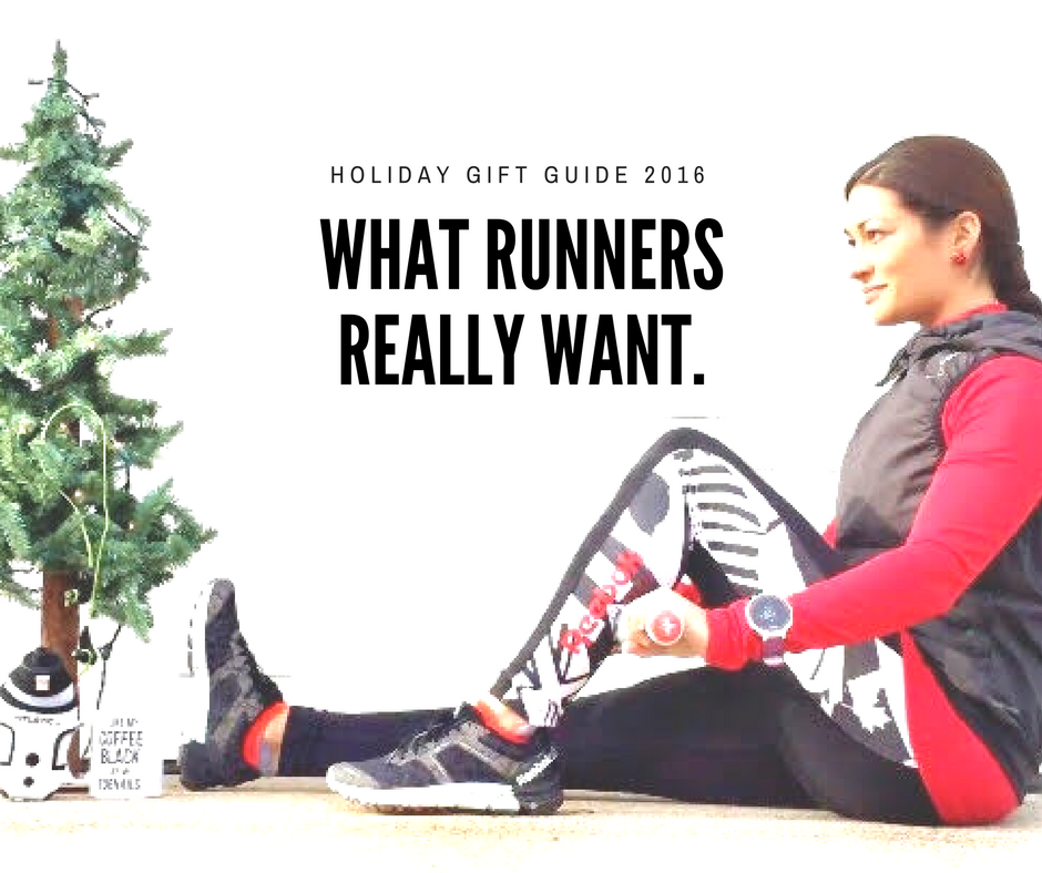 The Gifts Runners REALLY Want This Holiday Season