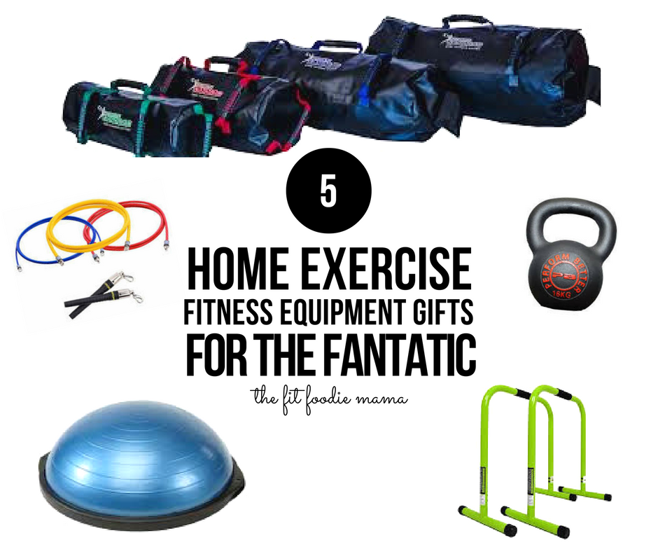 Home Gym Gifts for the Fitness Fanatic