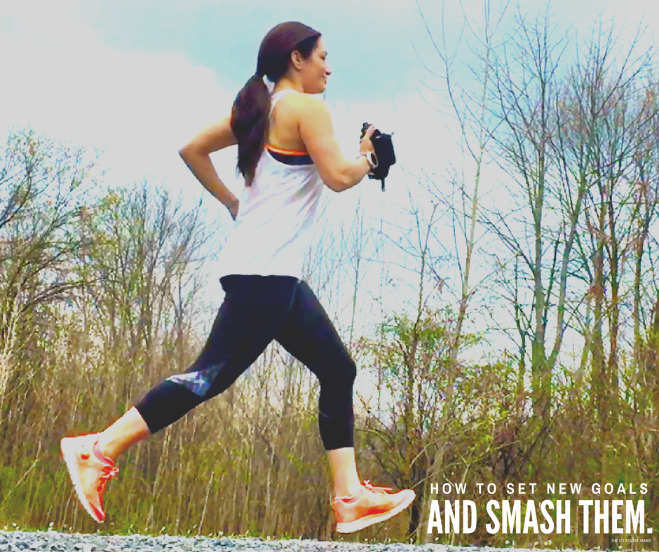 How to Set Fitness Goals for the New Year and SMASH THEM.
