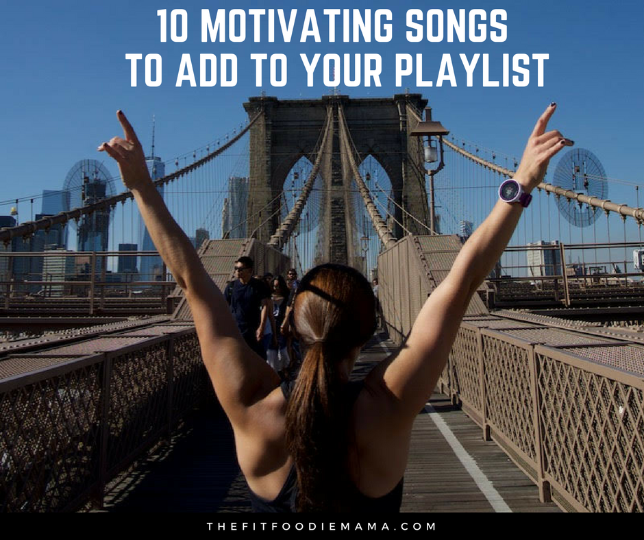 10 Motivating Songs to Add to Your Workout Playlist