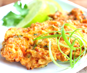 carrot fritters fb