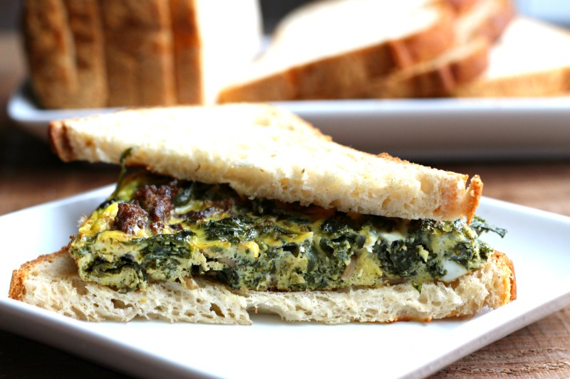 frittata sandwich copy