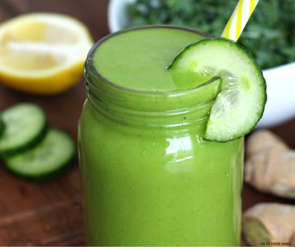 Rise and Shine Green Smoothie