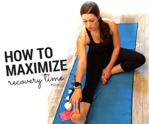 Get the most out of your workout recovery time with these tips!