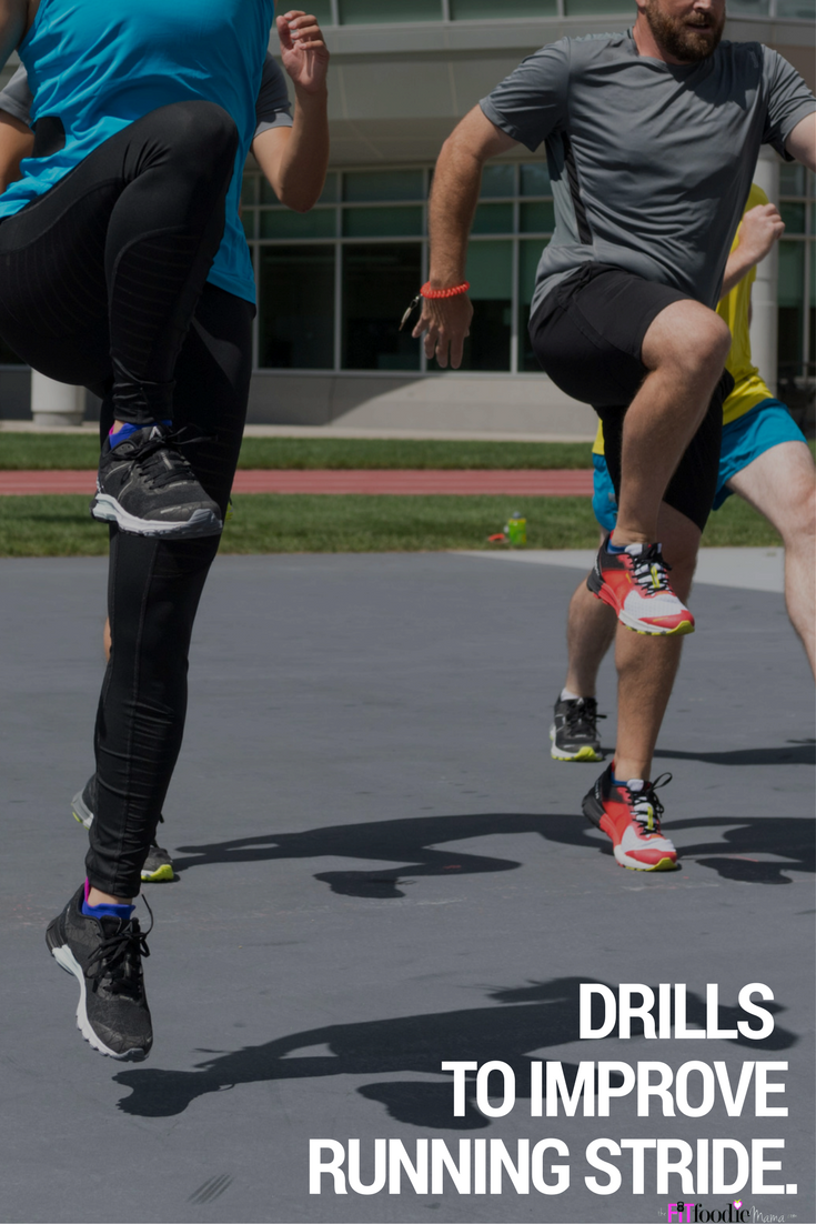 3 Running Drills to Help Improve Both Stride and Speed