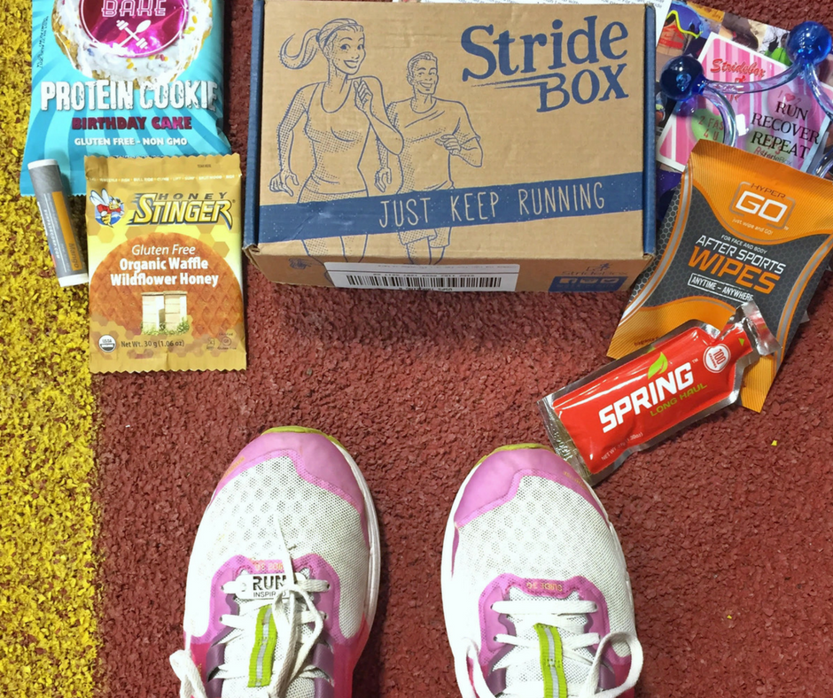 Just Keep Running with a StrideBox Giveaway!