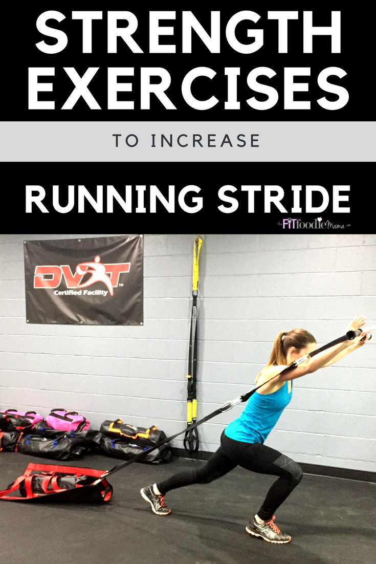 Strength exercises to incorporate into your training routine that will help to increase running stride, form and speed.