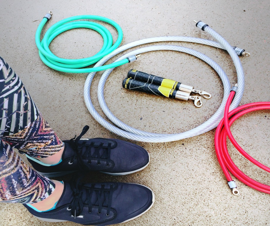 A Special Limited Edition Jump Rope Workout ( + Special Giveaway)