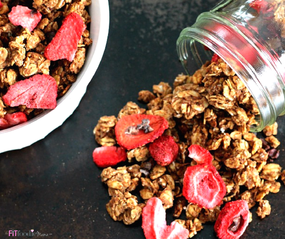 Low Sugar, High Protein Granola Recipes