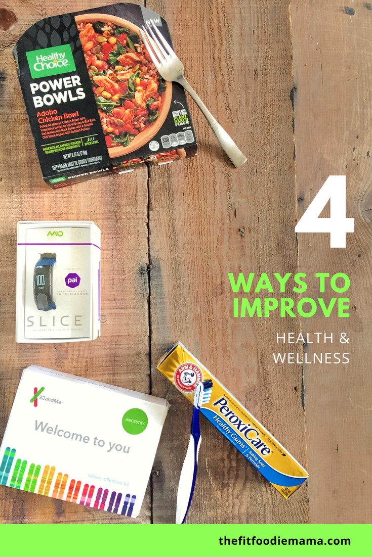 4 Easy Ways to Improve Your Overall Health & Wellness