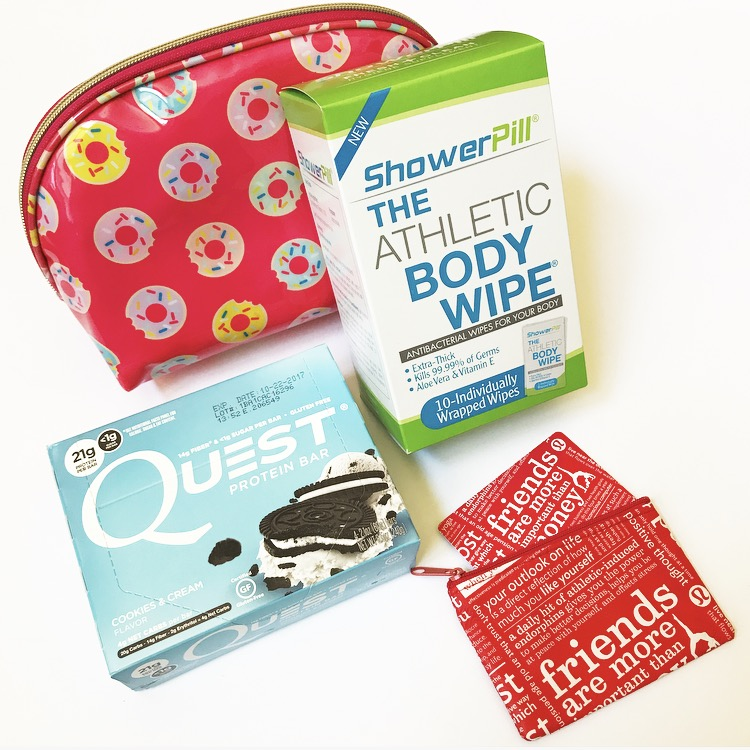 Life on the Go ShowerPill Giveaway