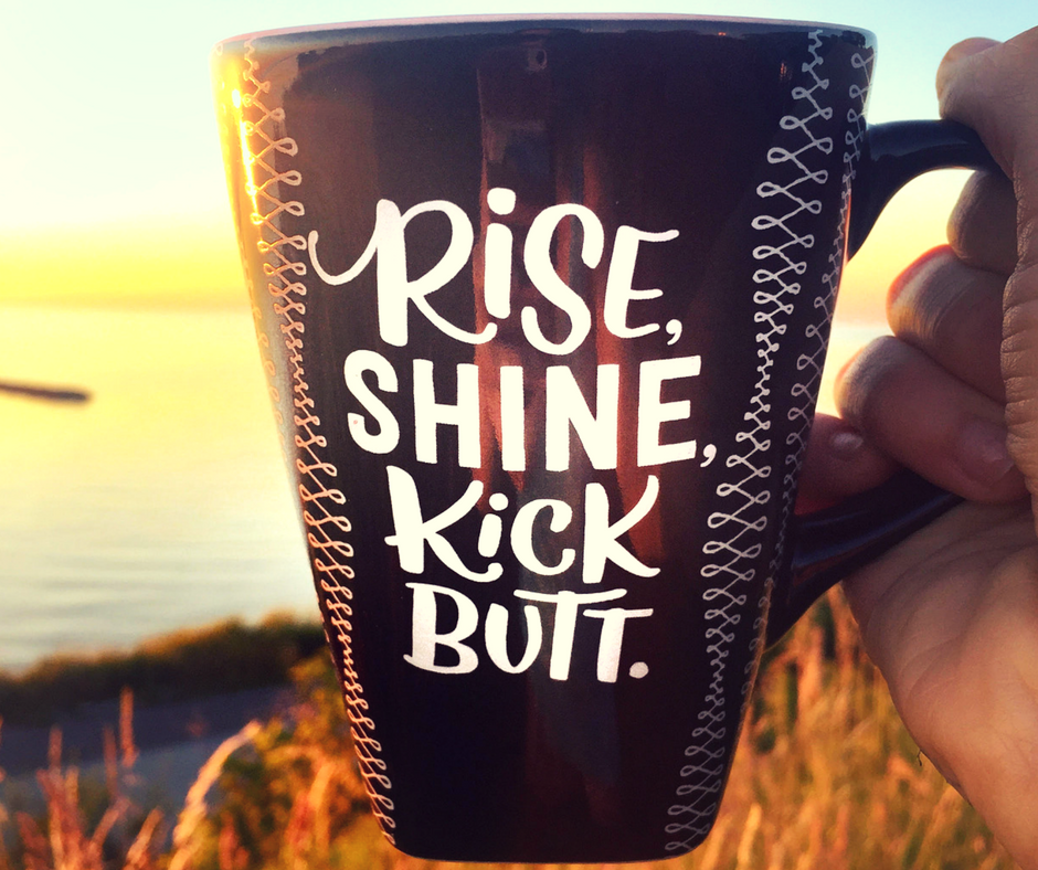 Motivational Coffee Mugs That Will Make You Wanna Workout!