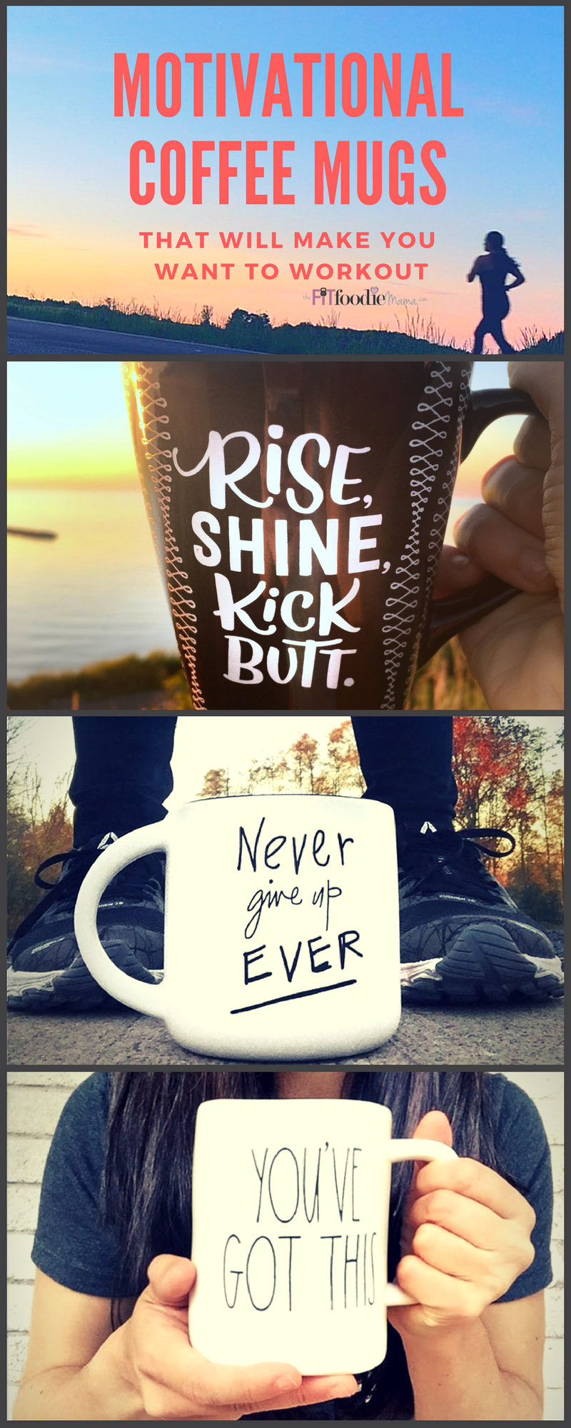 Motivational Coffee Mugs That Will Make You Want to Workout!