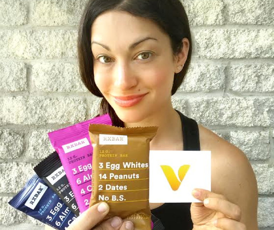 RXBAR and Vitamin Shoppe Giveaway