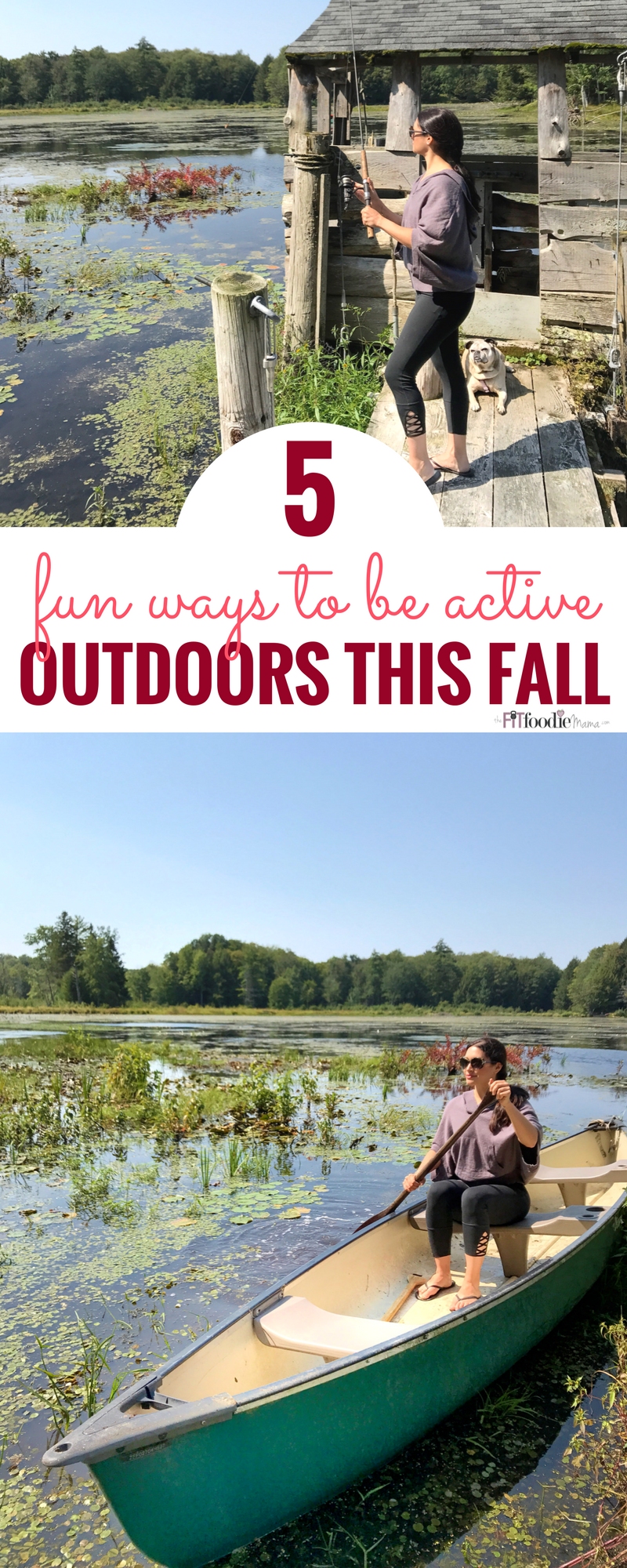 5 Ways to Stay Active This Fall! Enjoy the cool, crisp autumn air and changing leaves while working up a sweat and looking stylish in @prAna!