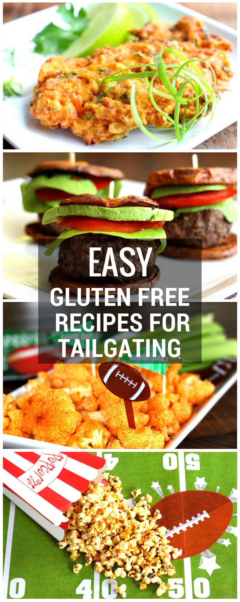 Easy Gluten Free Recipes for Tailgating this Football Season