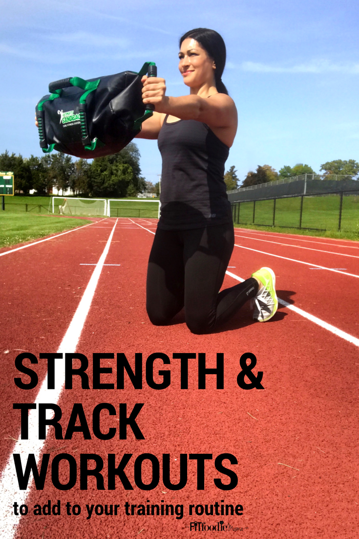 Strength & Track Workouts to Add to Your Running Routine