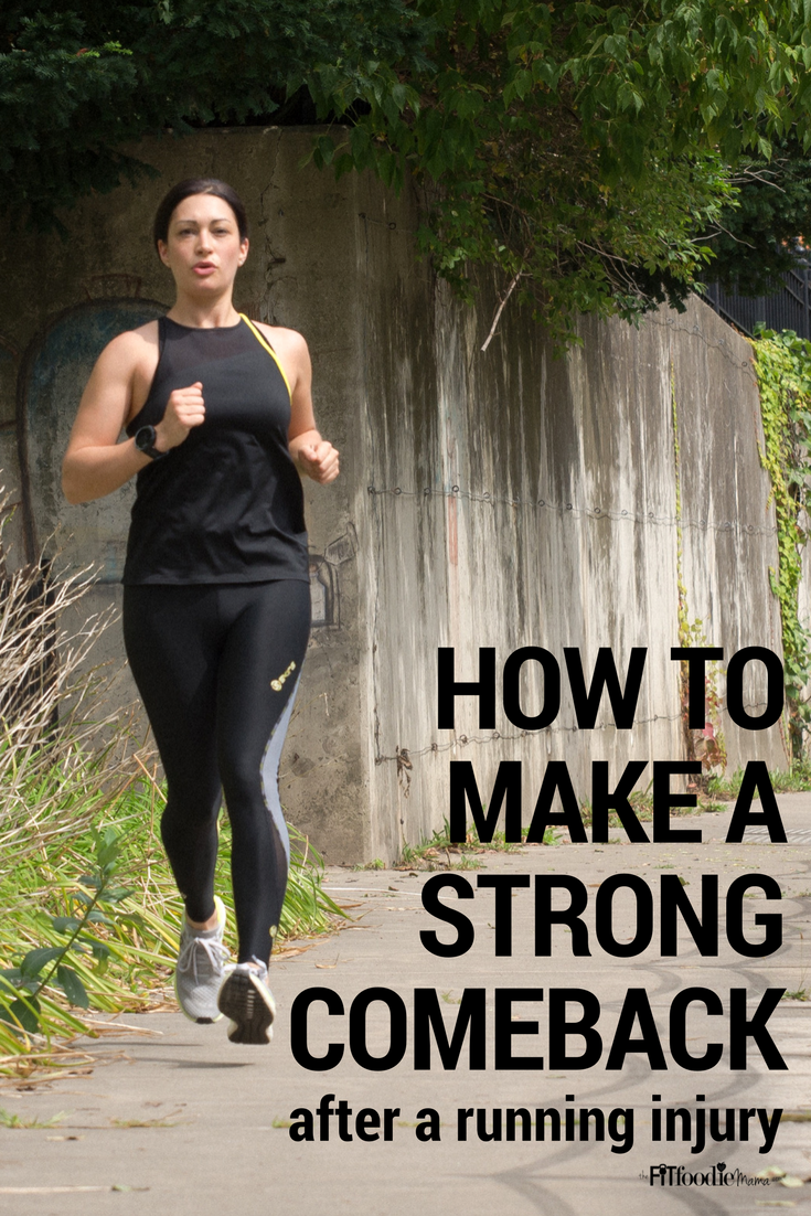 How to Make a Strong Comeback After a Running Injury