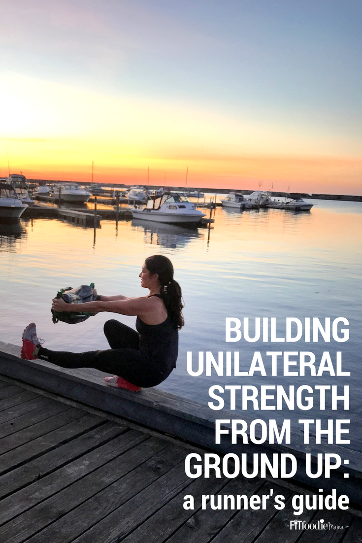 Building Unilateral Strength from the Ground Up: A Runner's Guide