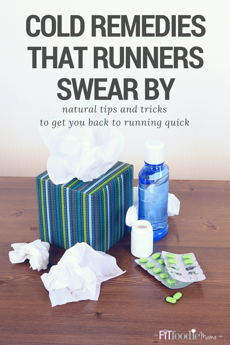 Cold Remedies That Runners Swear By: Natural Tips and Tricks to Get You Back to Running