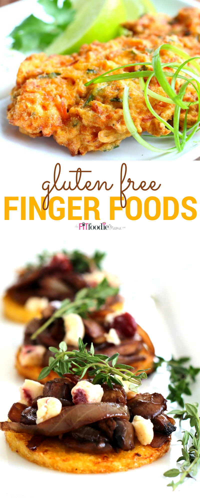 Gluten Free and Delicious Finger Food and Party Appetizer Recipes for the Holidays