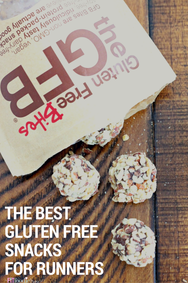 Healthy Gluten Free Snacks That Are Actually Perfect For Runners