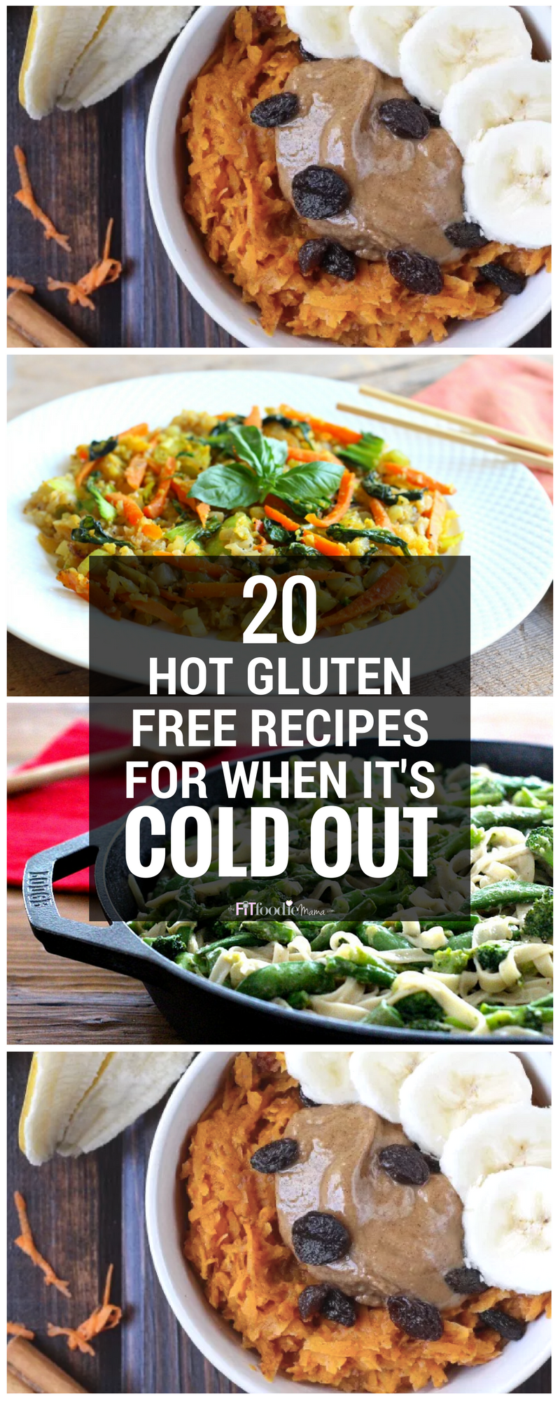 20 Hot Gluten Free Recipes for When It's Cold AF Outside