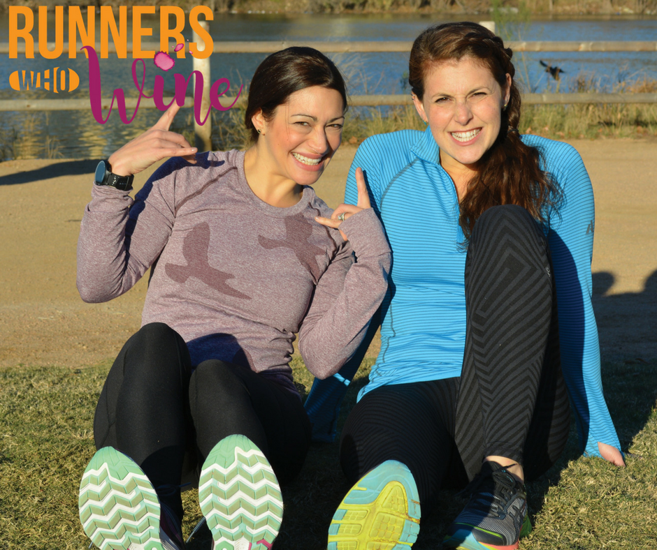Runners Who Wine Episode 2: How to Stick to Your Running Resolutions
