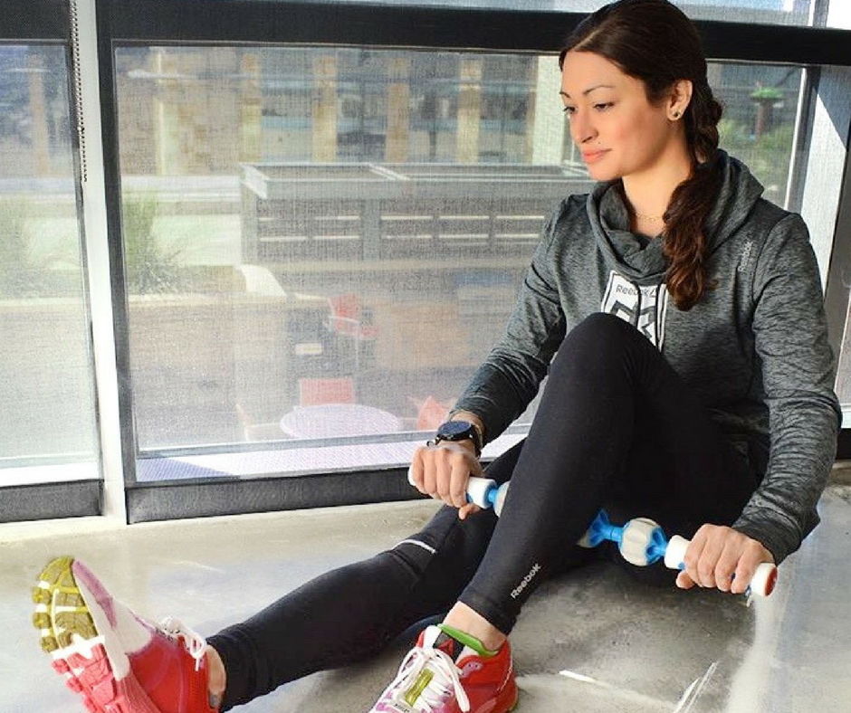 How to Ease Post-Workout Muscle Soreness - The Fit Foodie Mama