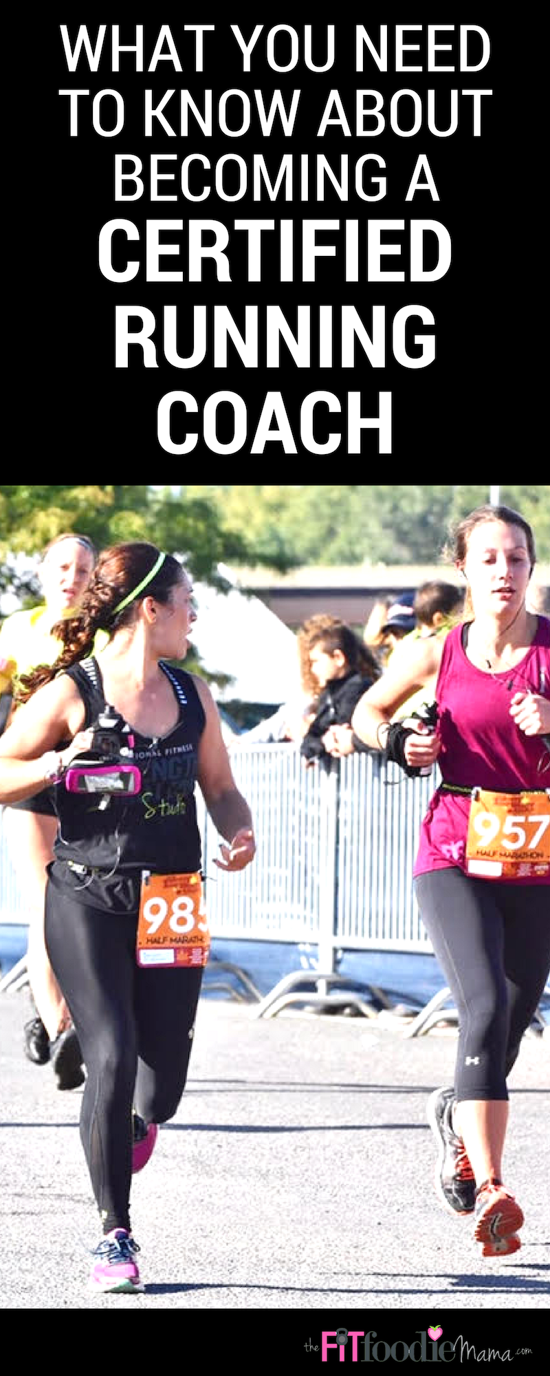 What You Need To Know About Becoming A Certified Running Coach The